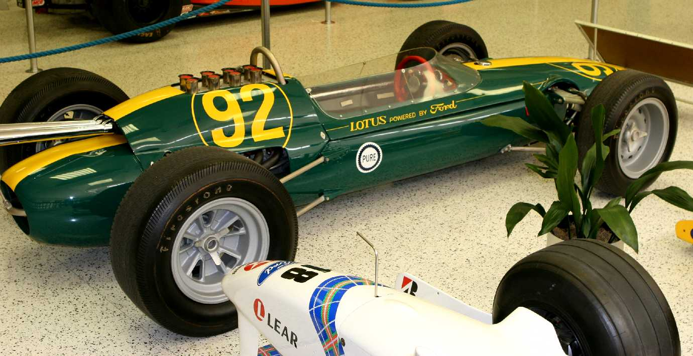File Lotus 29 At The Indianapolis Motor Speedway Museum