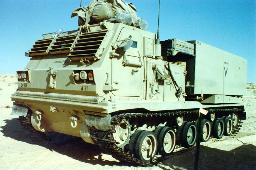 راجمة الصواريخ الامريكية الرهييبة M270 MLRS............ شامل M270_MLRS_058_07