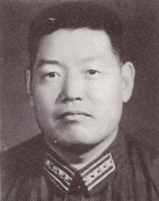 Ma Ning Commander of the Peoples Liberation Army Air Force