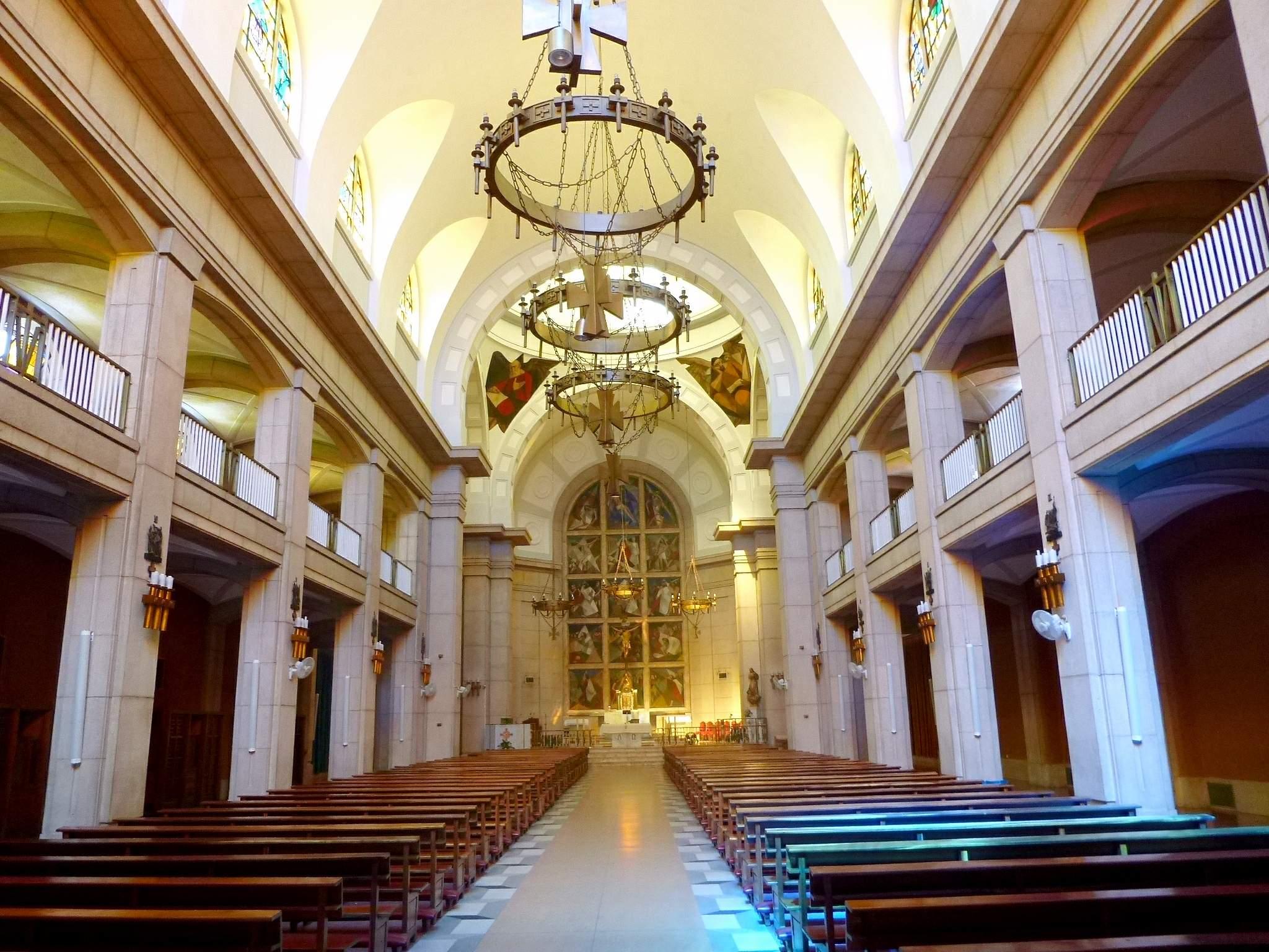 File Madrid Iglesia Del Santísimo Cristo De La Victoria 17 Jpg Wikimedia Commons