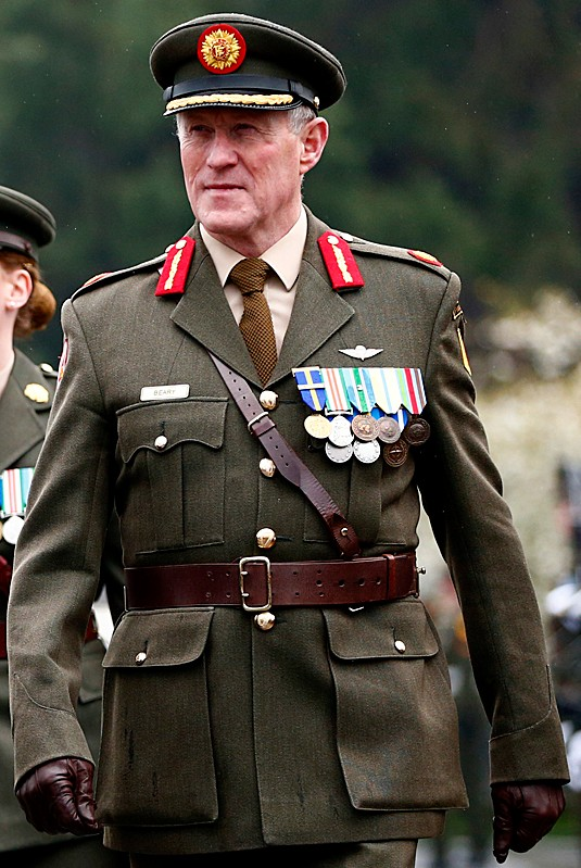 filemajor general michael beary irish armyjpg wikipedia