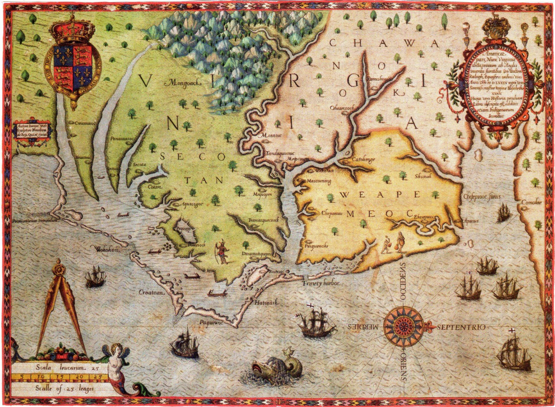 Vintage Rhode Island Poster Image