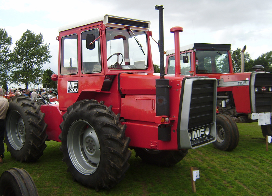 9 best Massey-Ferguson images on Pinterest | Tractors, Tractor and ...