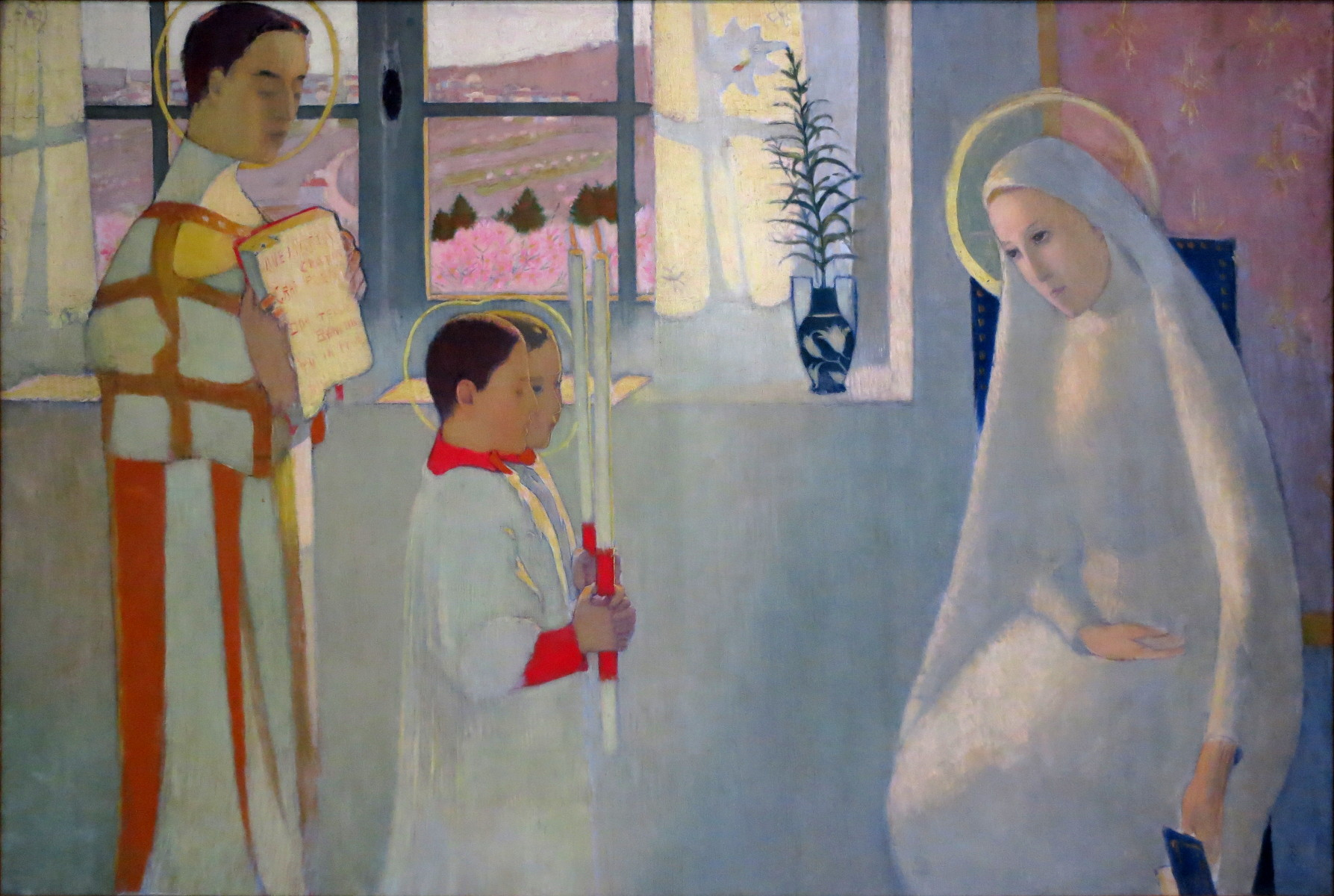 Image result for maurice denis le mystere catholic