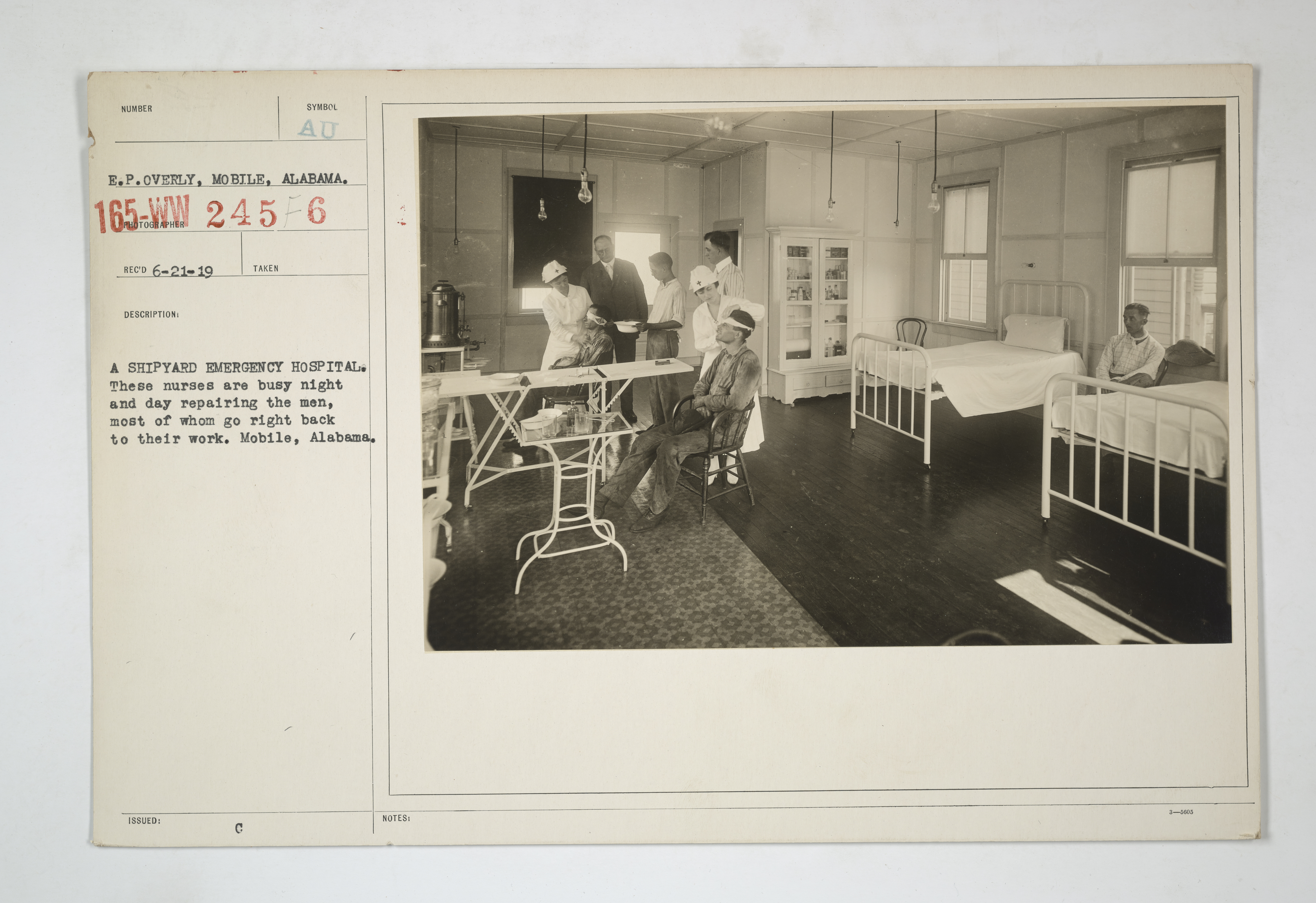 File:Medical Department - First Aid - Miscellaneous - In