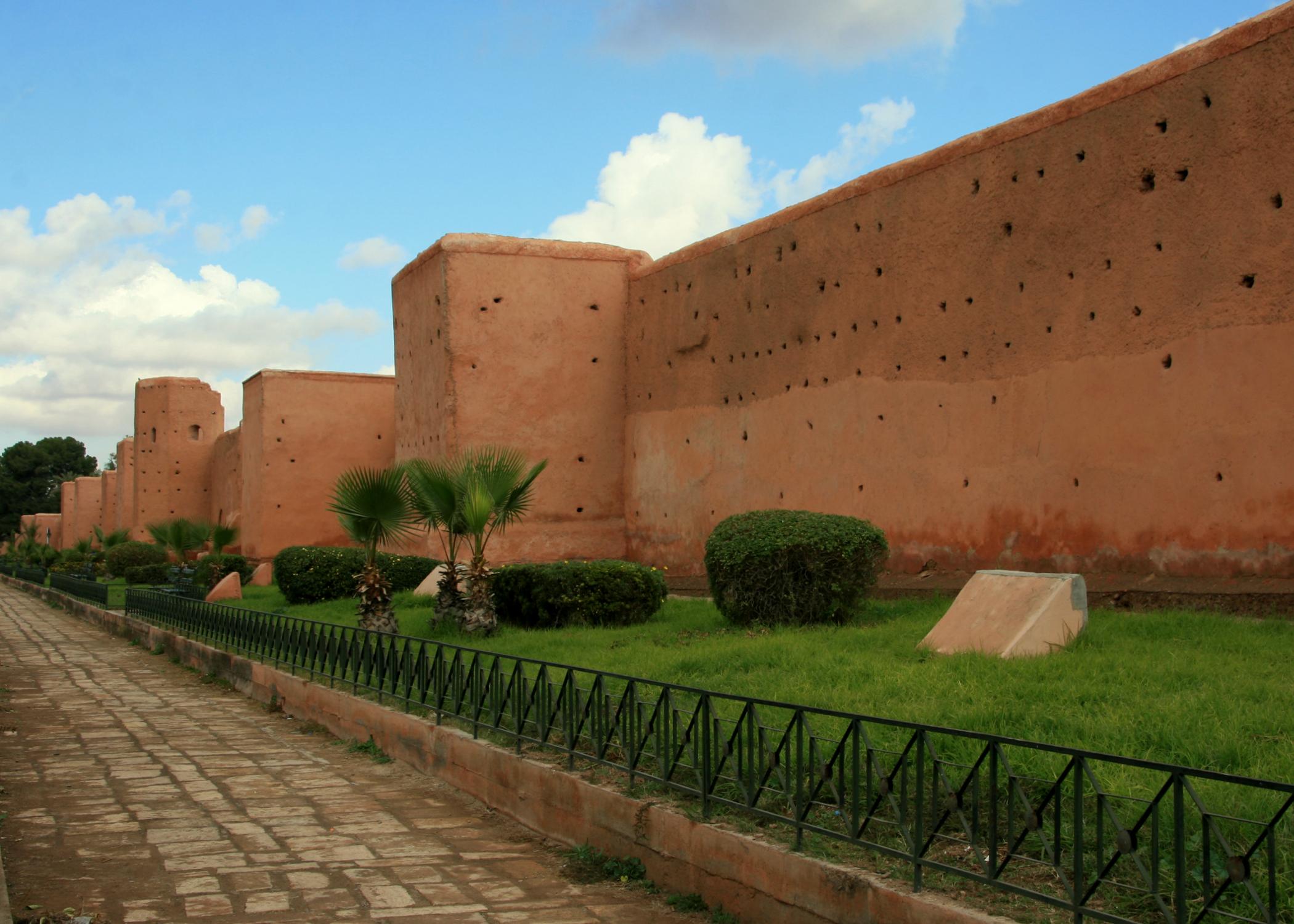 Plan Vieille Ville Marrakech