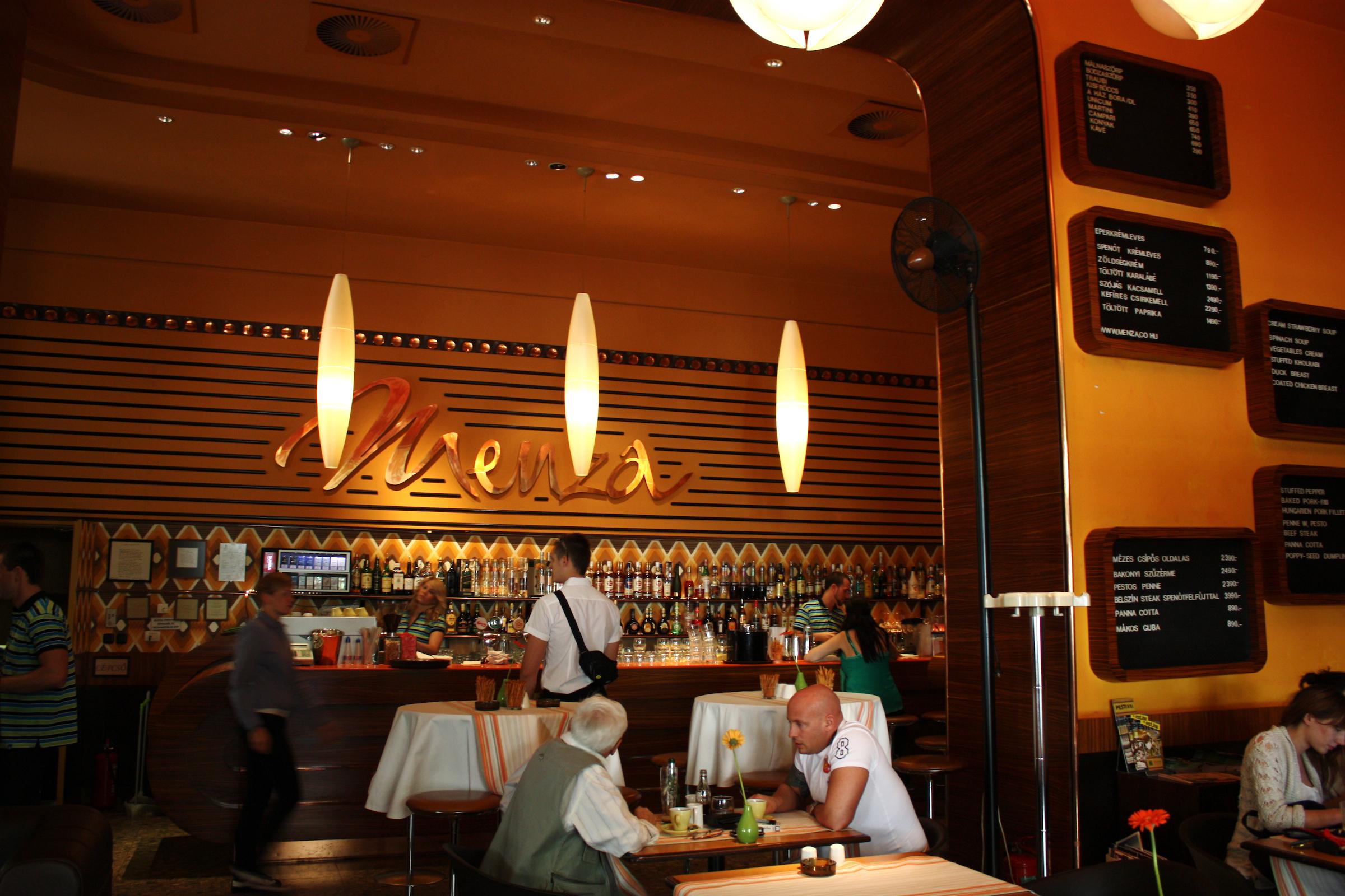 Restaurant Organizational Chart: Menza Restaurant Budapest 04.jpg - Wikimedia Commons,Chart