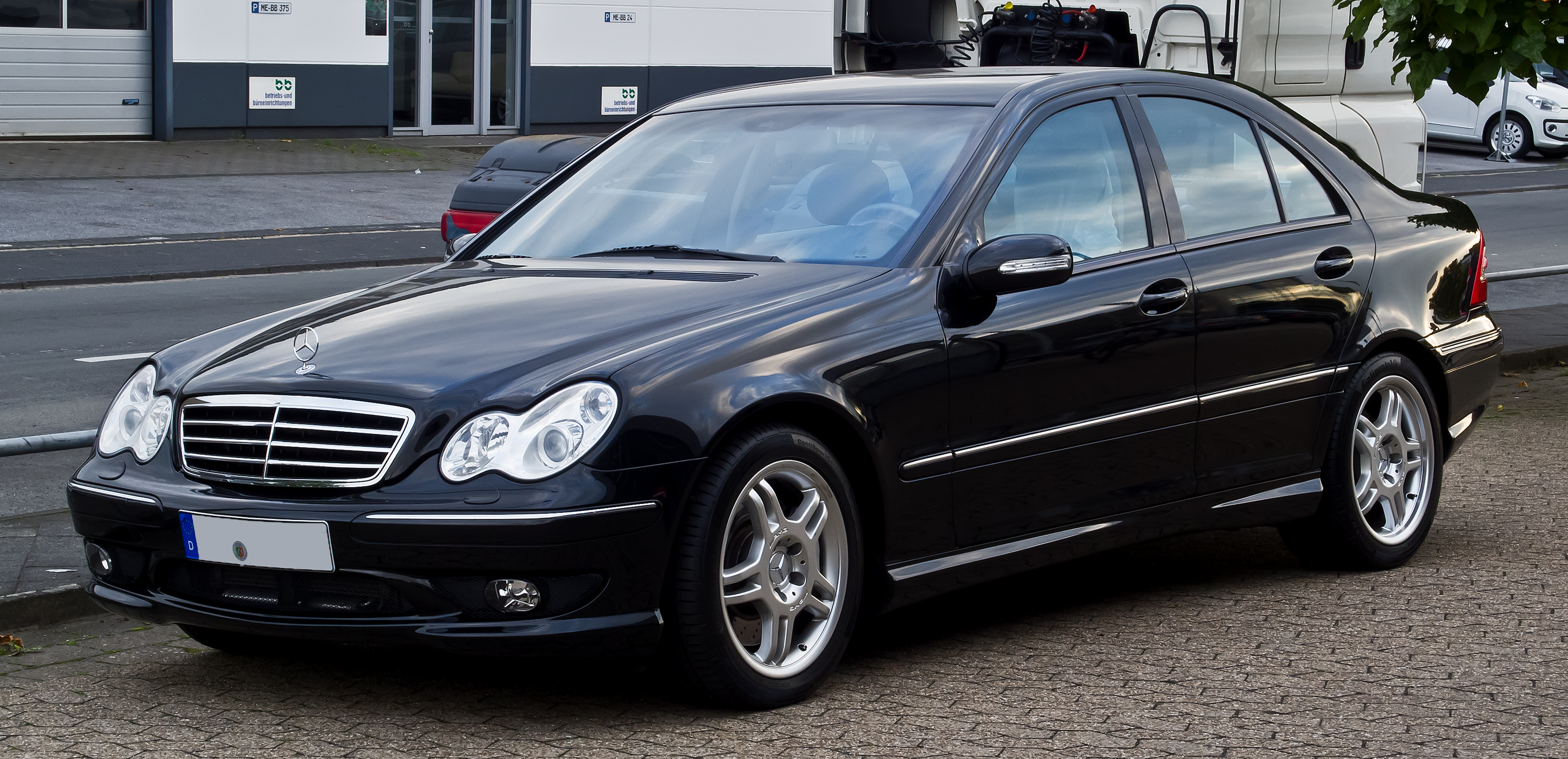 File Mercedes Benz C 30 Cdi Amg W 203 Facelift