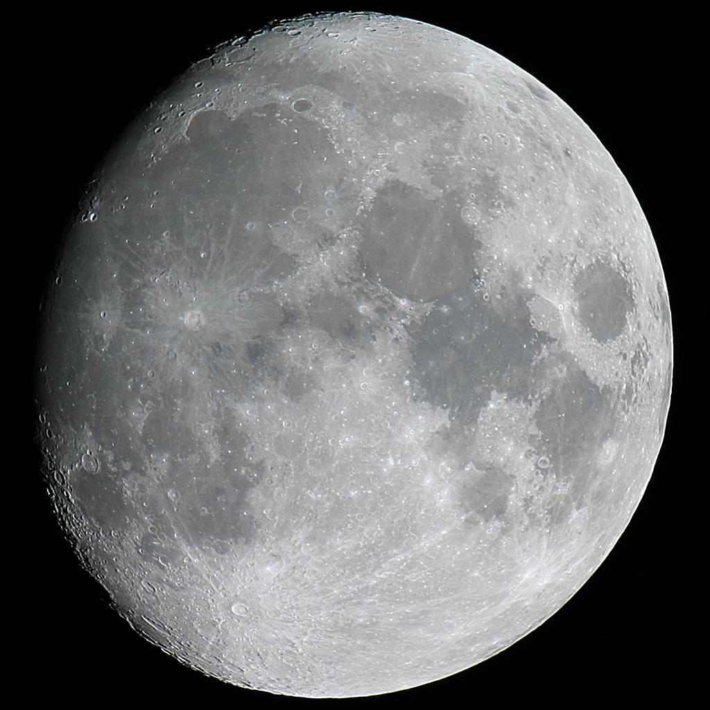 Full Moon: Lunar Observation