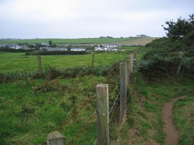 Morfa Nefyn from the Llŷn Coastal Path-Llwybr Arfordir Llŷn - geograph.org.uk - 950206