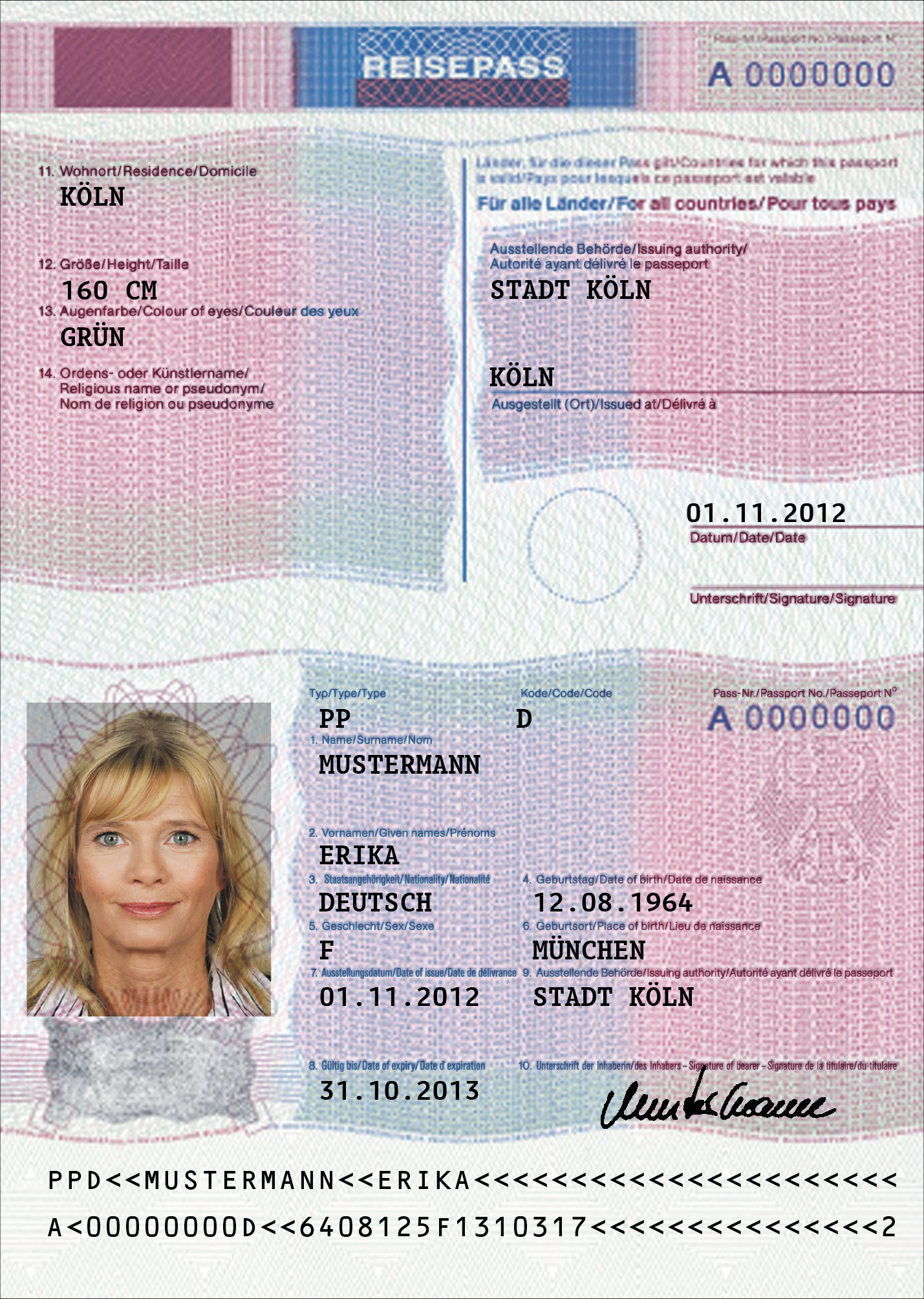 personalausweis uk