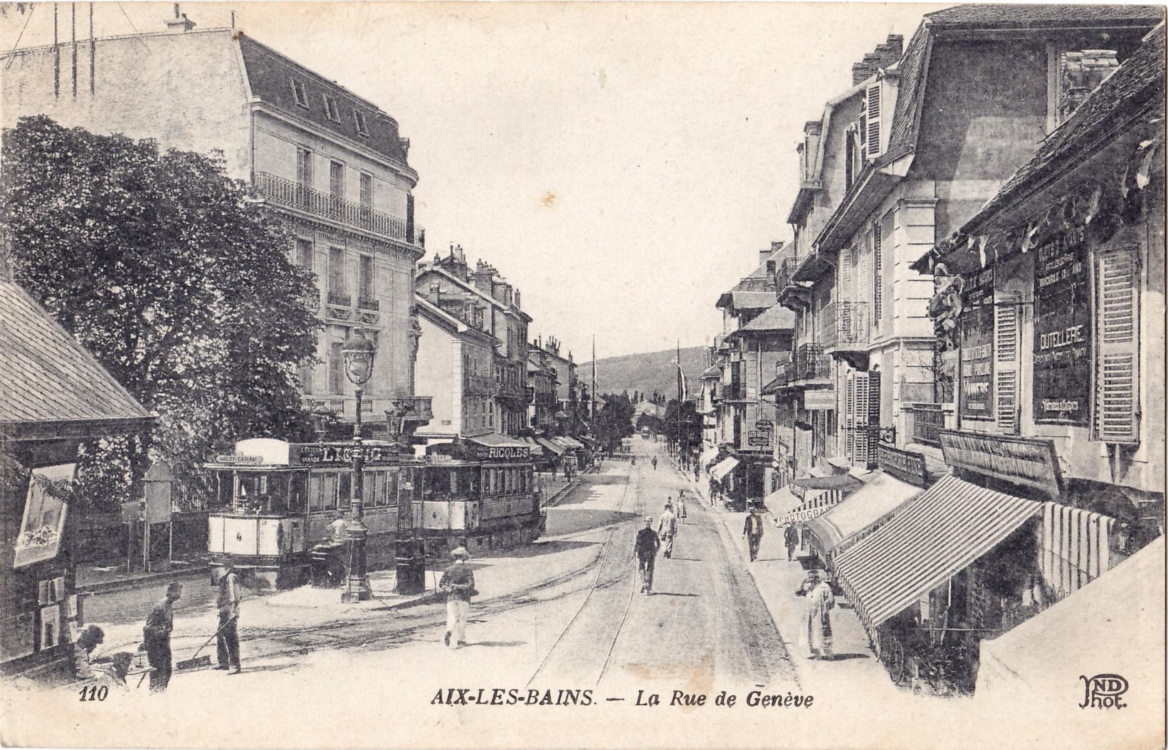 Annecy Hotel Gare