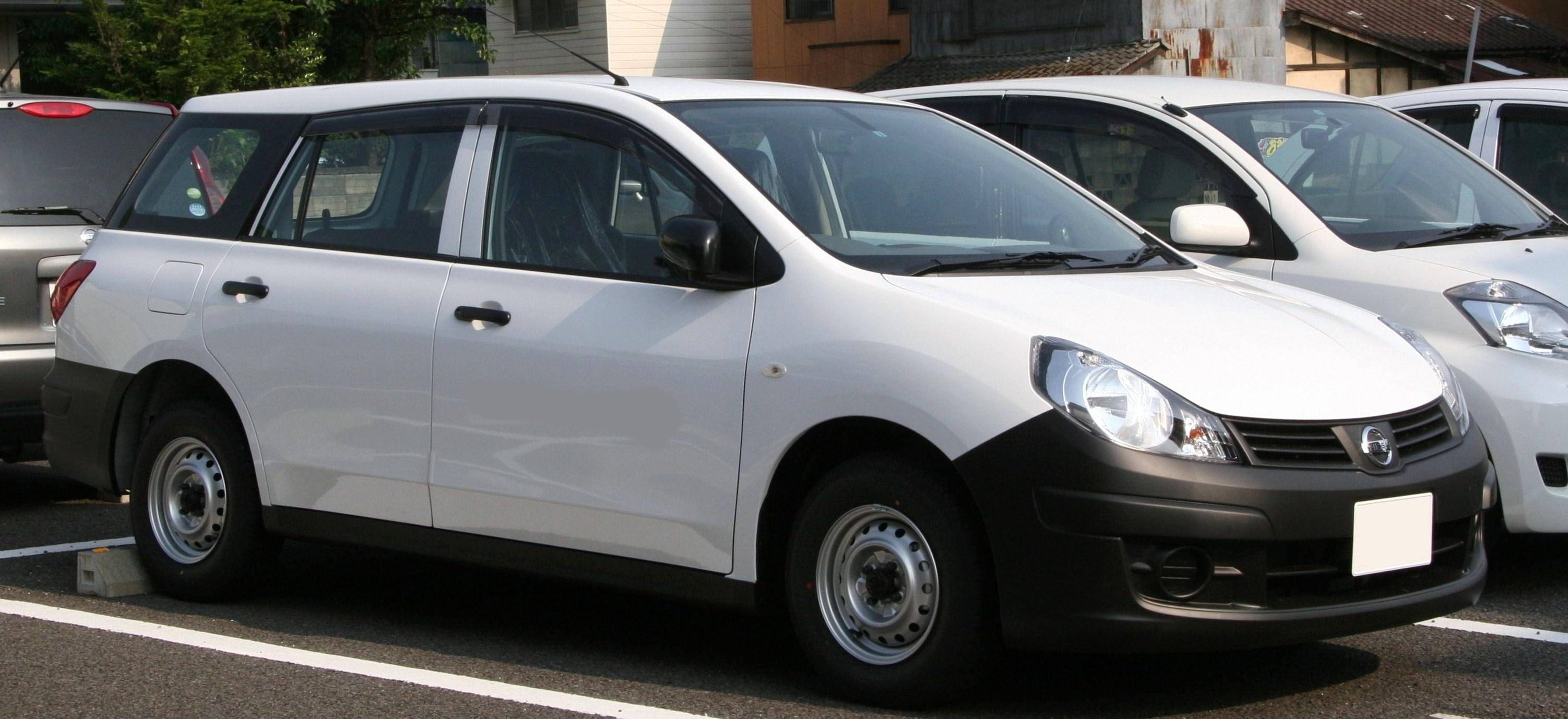File Nissan Ad Jpg Wikimedia Commons