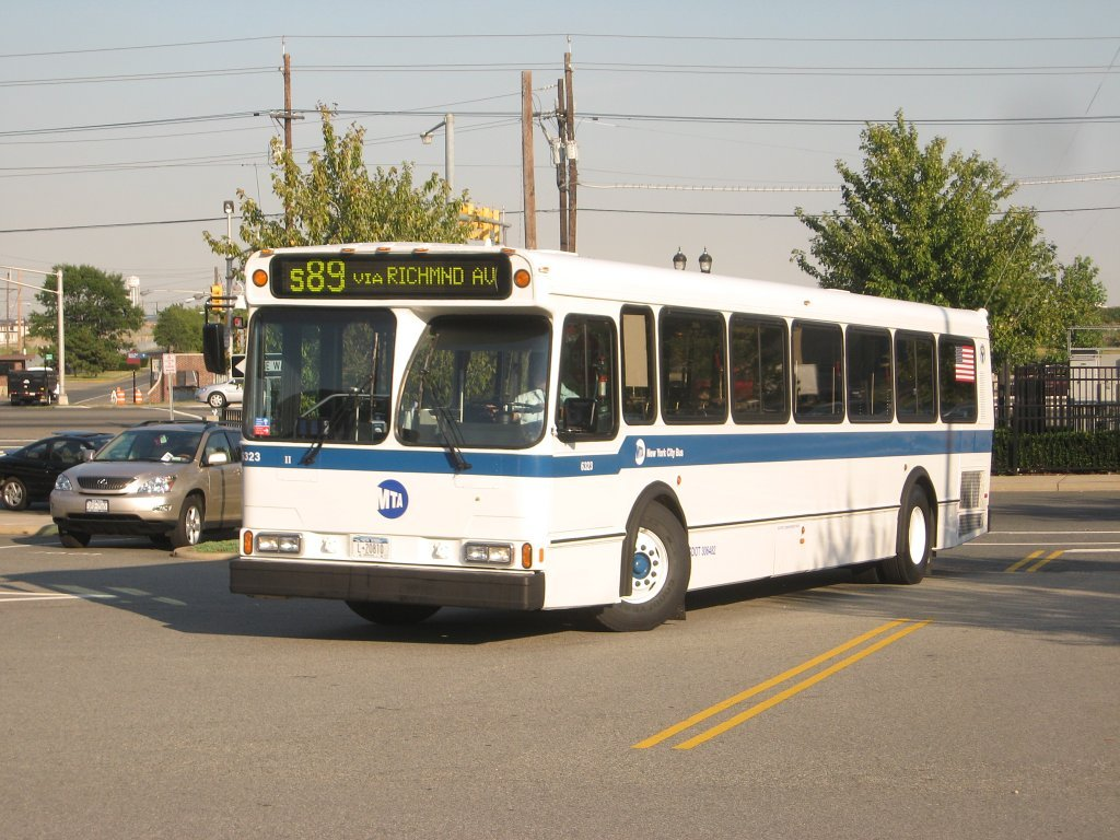 Mta Staten Island Bus