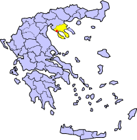 Nea Moudania Chalkidiki Greece - Locator Map.png