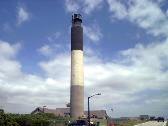Lighthouse On Oak Island Nc