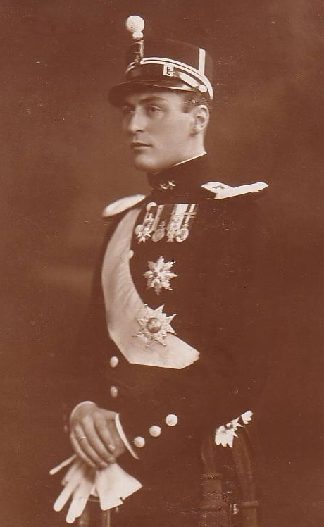 Crown Prince Olav