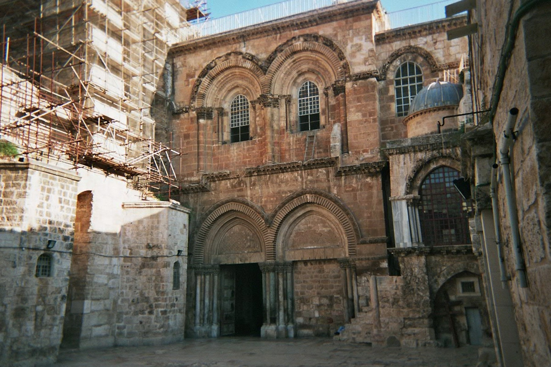 an analysis of church in jerusalem William blake: poet and artist  blake's stirring poem jerusalem became a well-loved christian hymn  the bible published by the roman catholic church,.