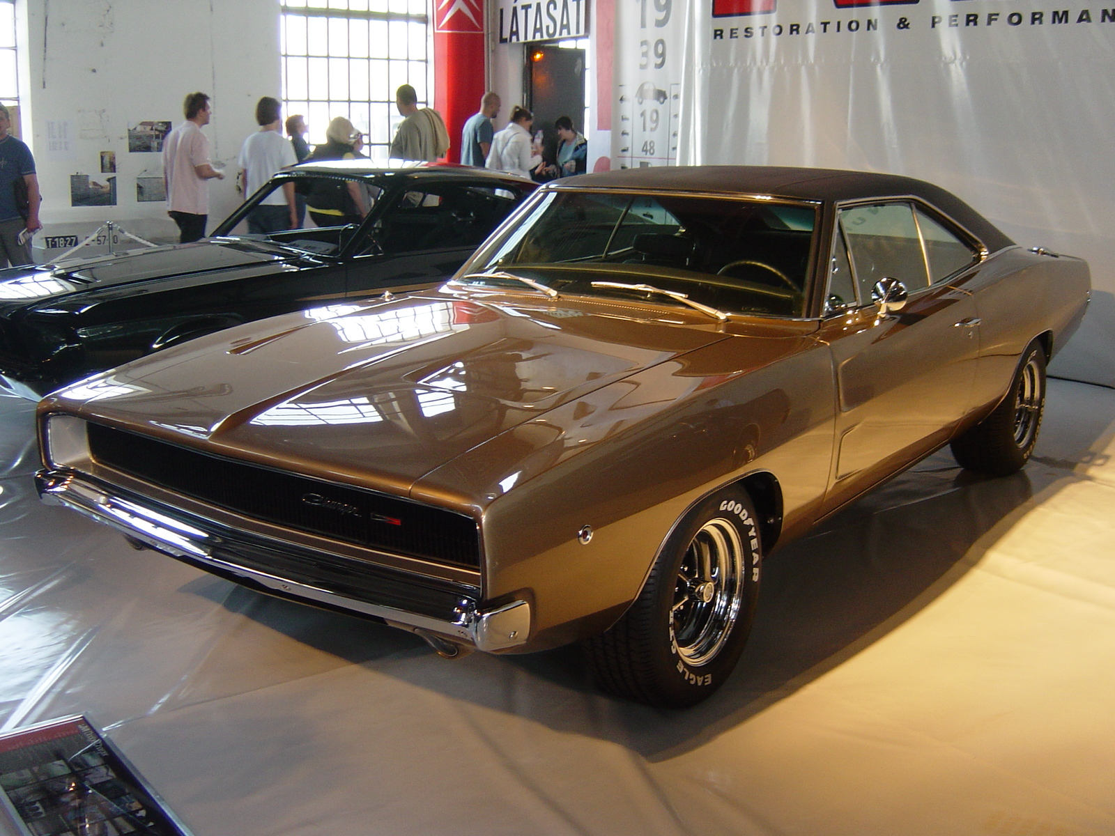 Old Muscle Car Photos