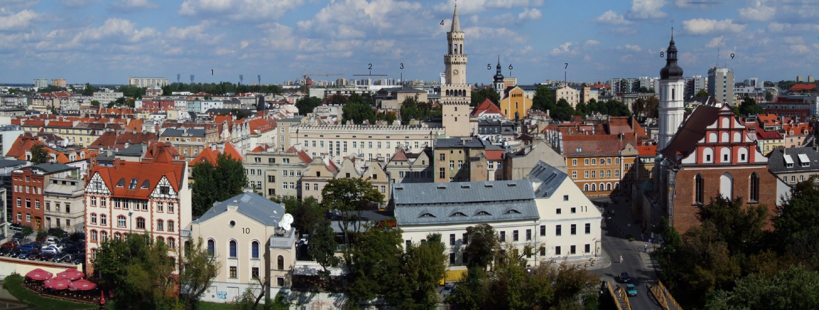 kantory Opole