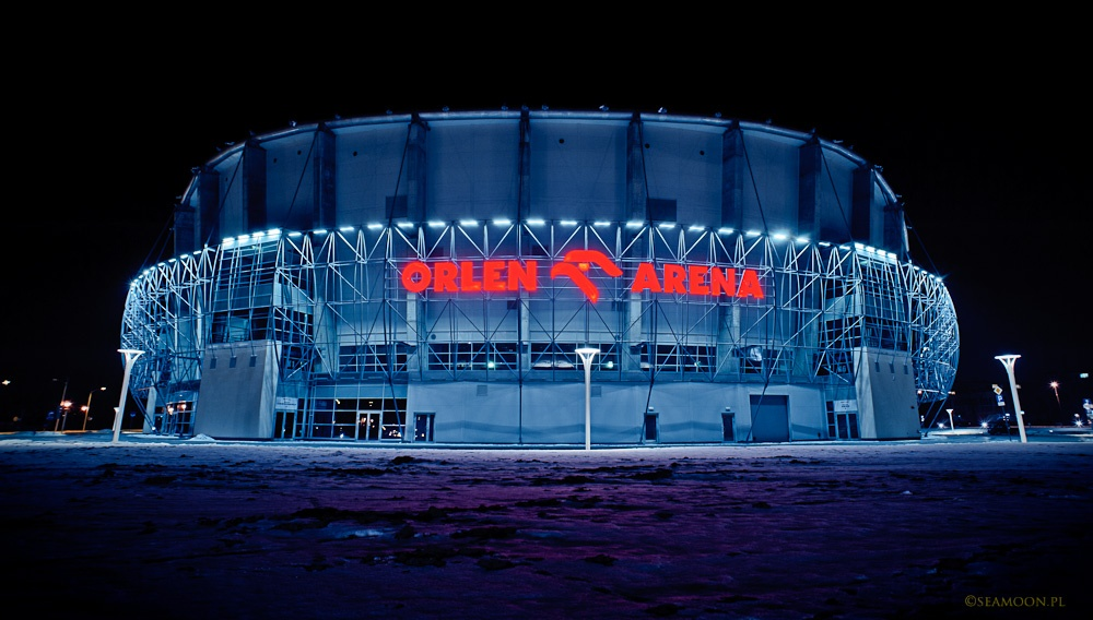 Wisła Płock Image: EHF Handball Champions League Arenas