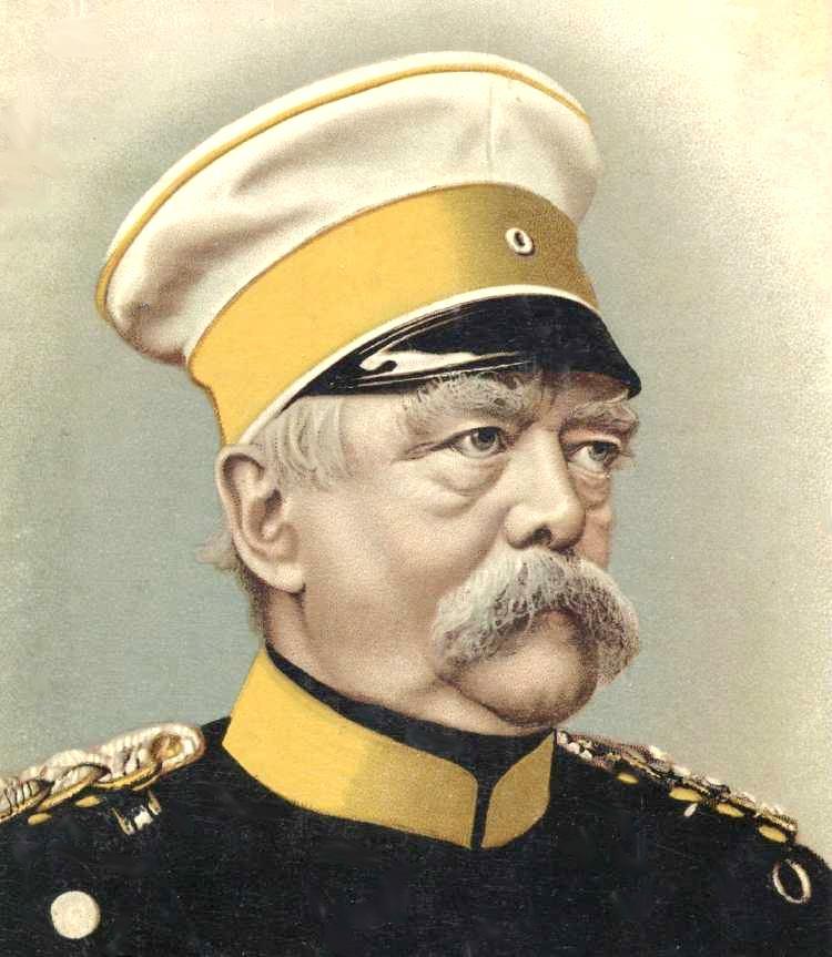 File OttoVonBismarck1 Wikimedia mons