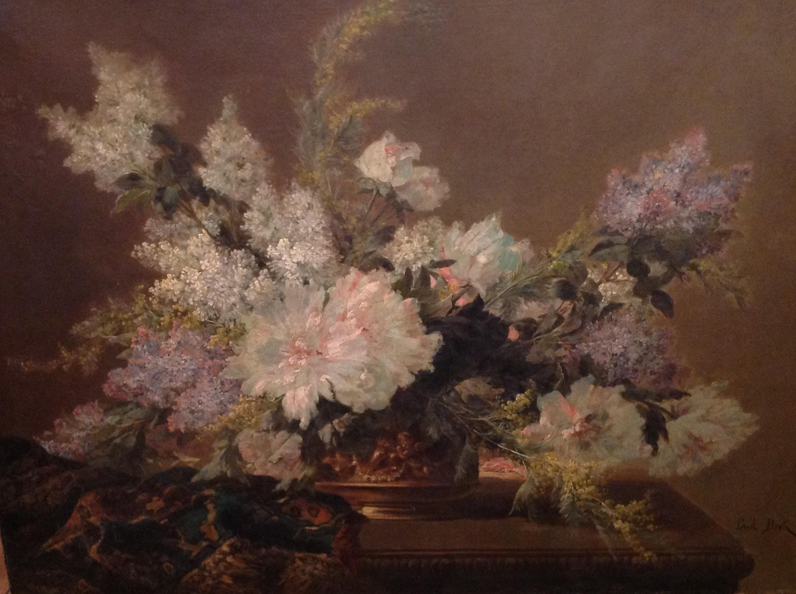 Paul biva for Bouquet de fleurs wiki