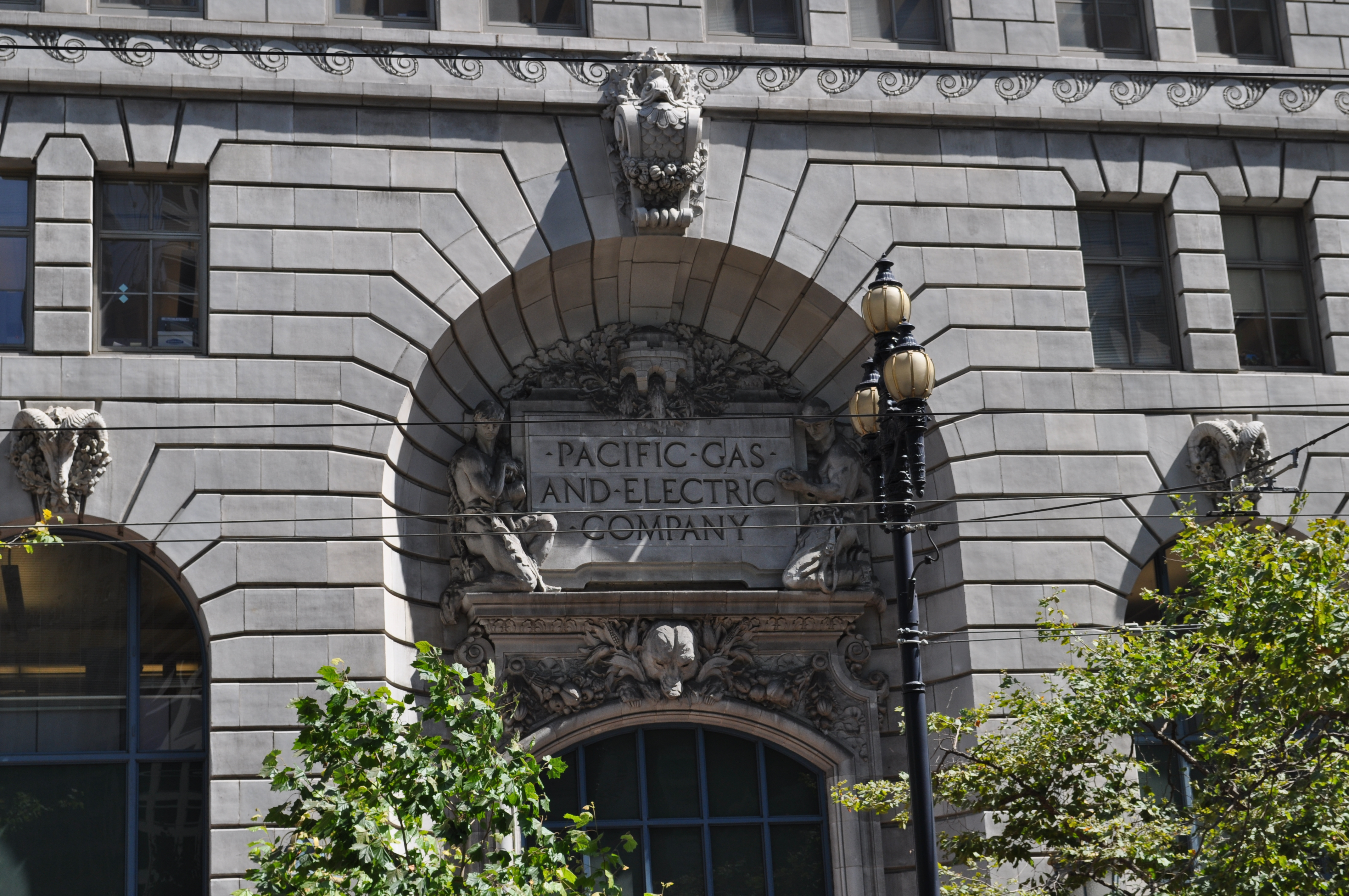 Image result for PHOTOS OF Pacific Gas and Electric BUILDING