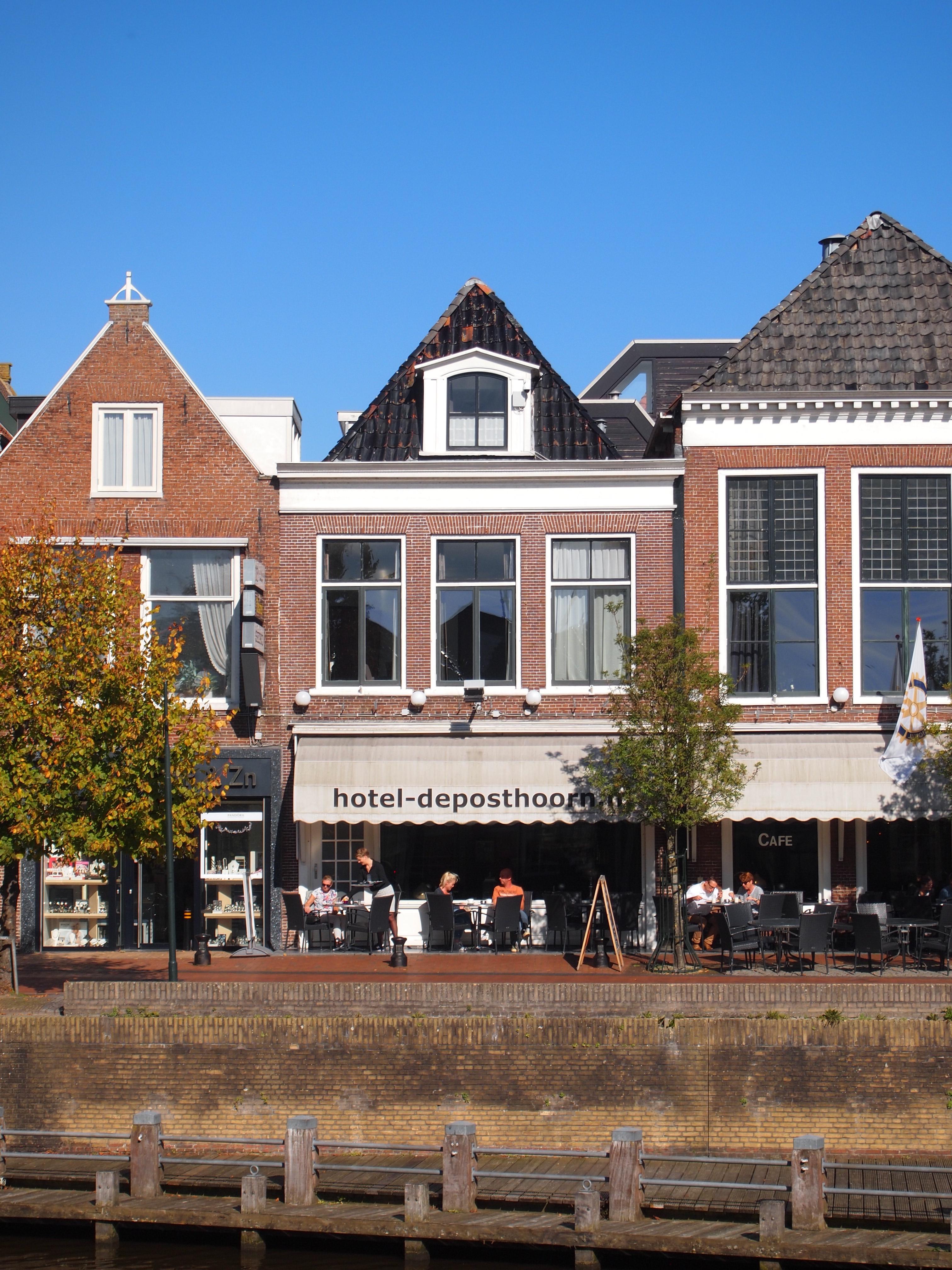Hotel De Posthoorn Dokkum Zoover