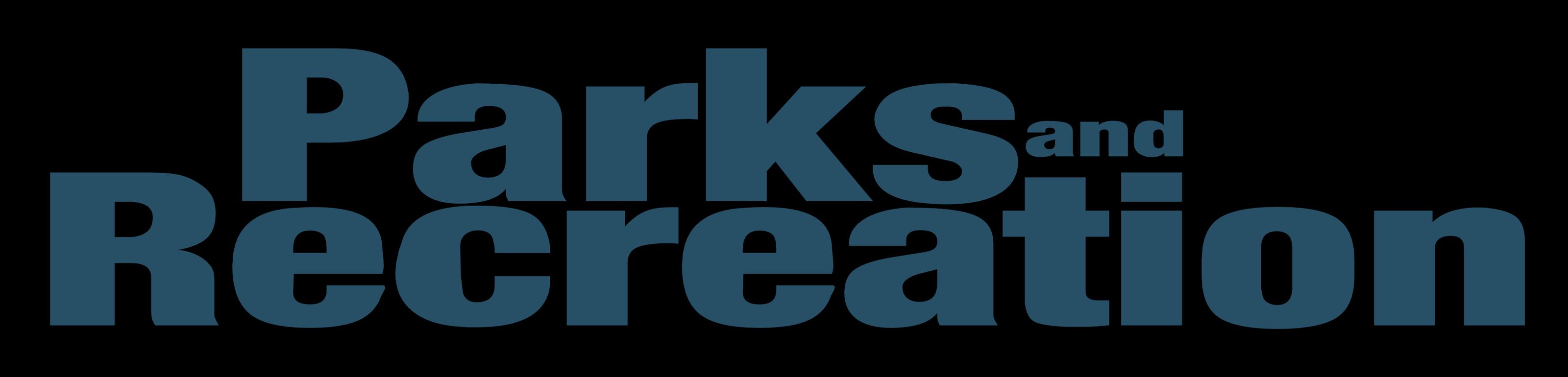 Parks and Recreation Parks_And_Recreation_Logo