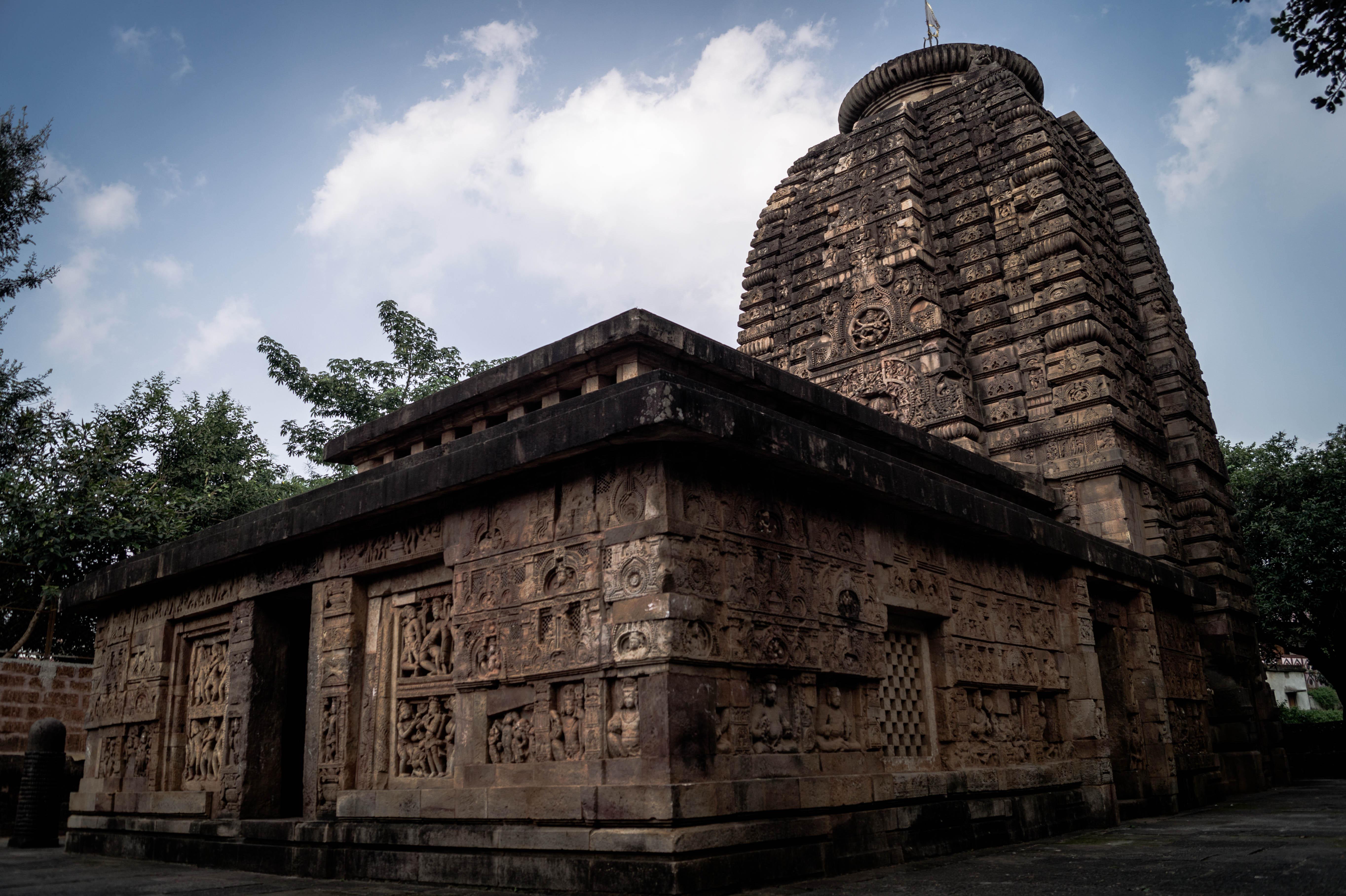 Parashurameshvara Temple - Wikipedia