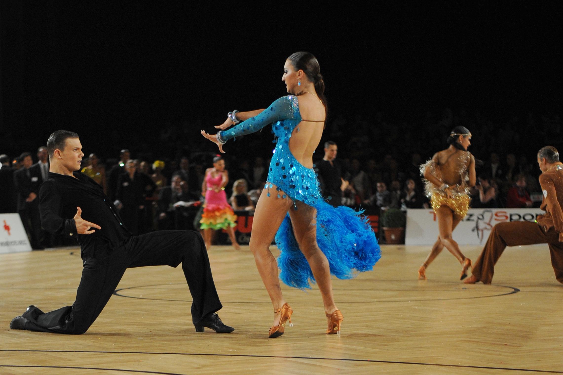 Paso Doble - Spanish Dance