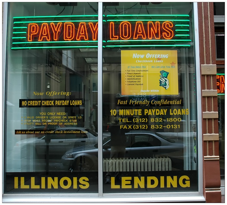 Rock payday loans photo 1