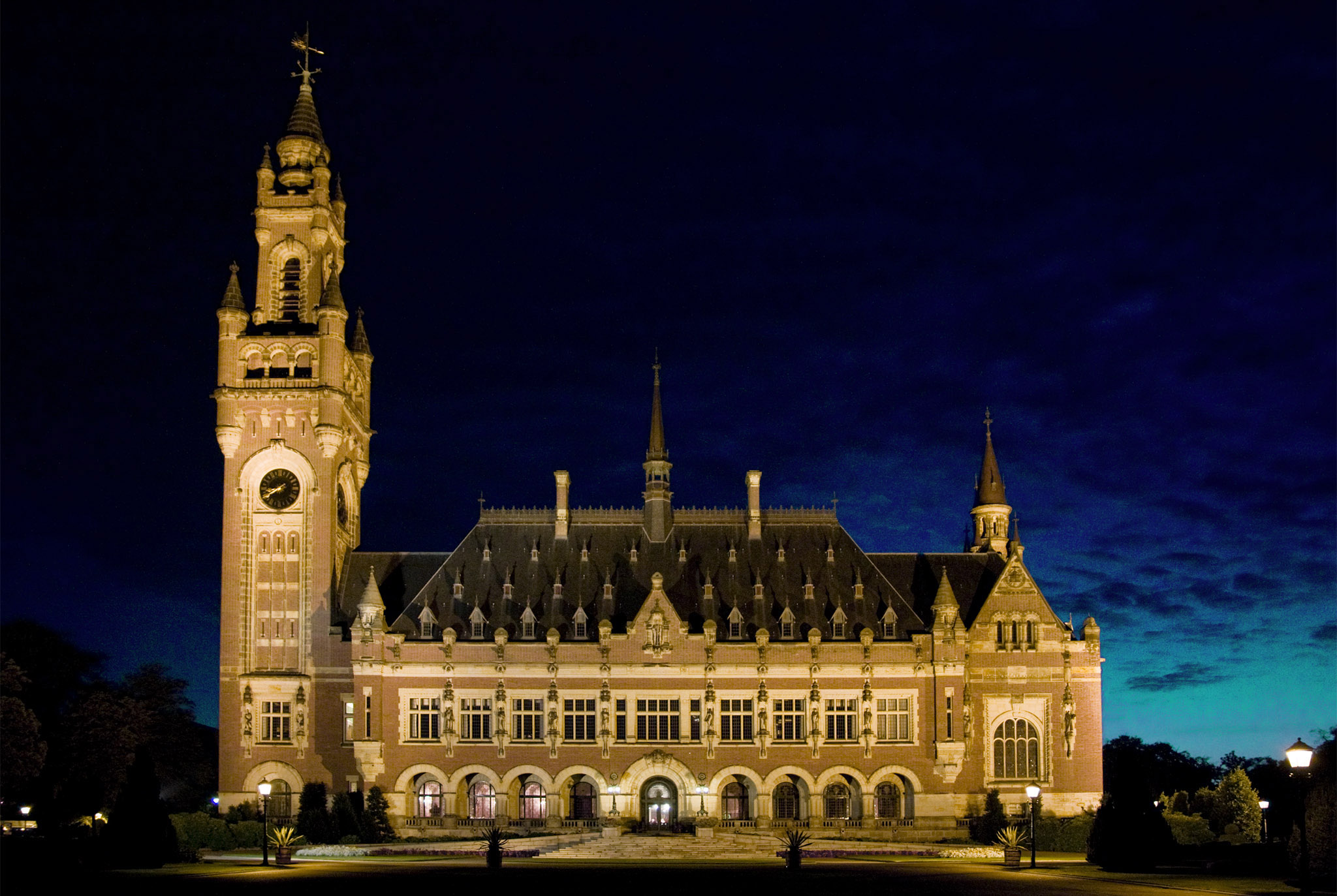 International court of justice orders US to lift new Iran sanctions