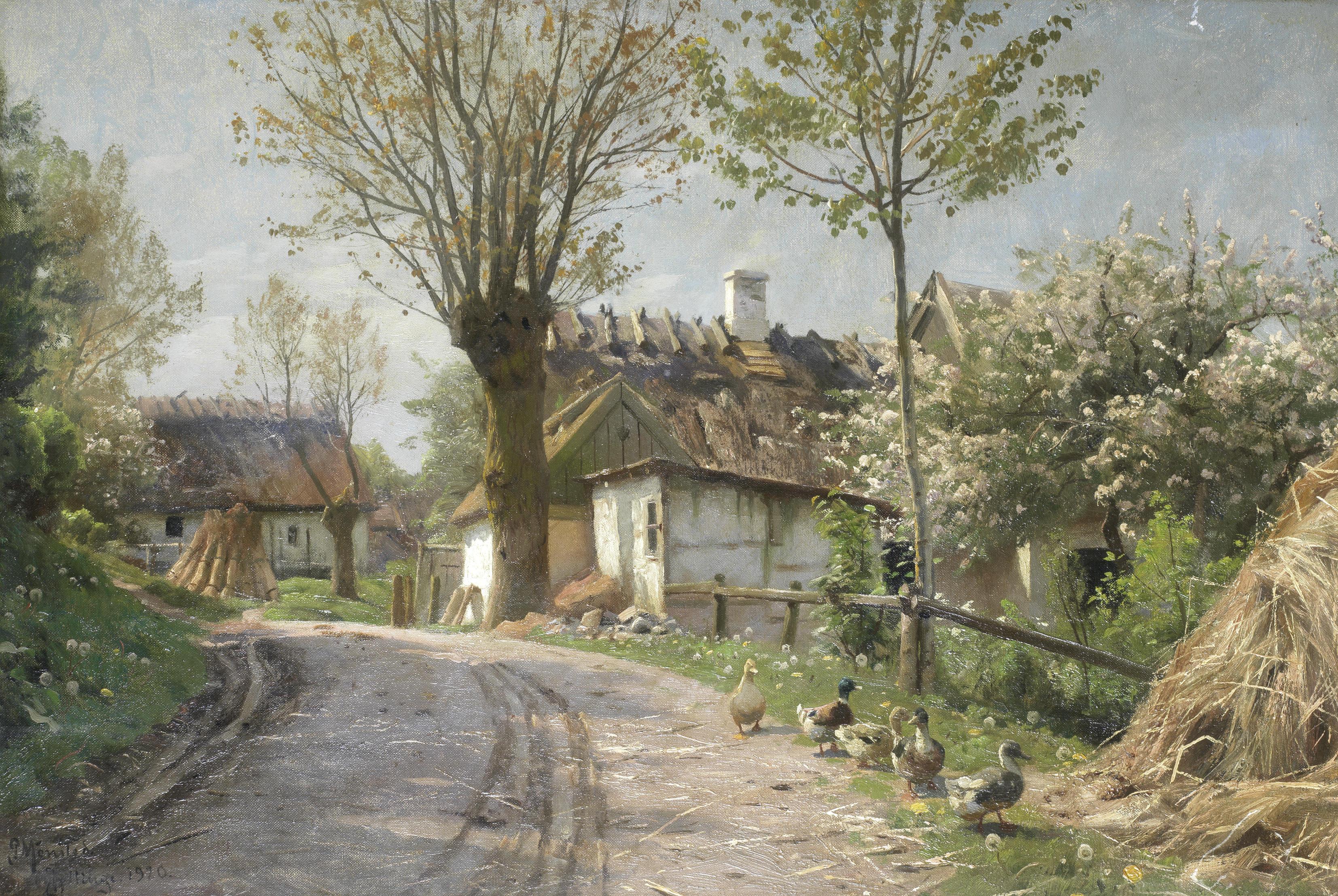 Urben Classic Paintings Art