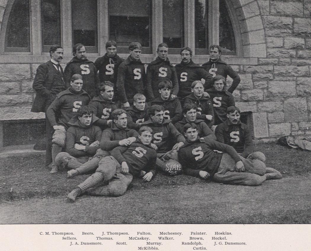 1895 Penn State Nittany Lions Football Team Wikipedia