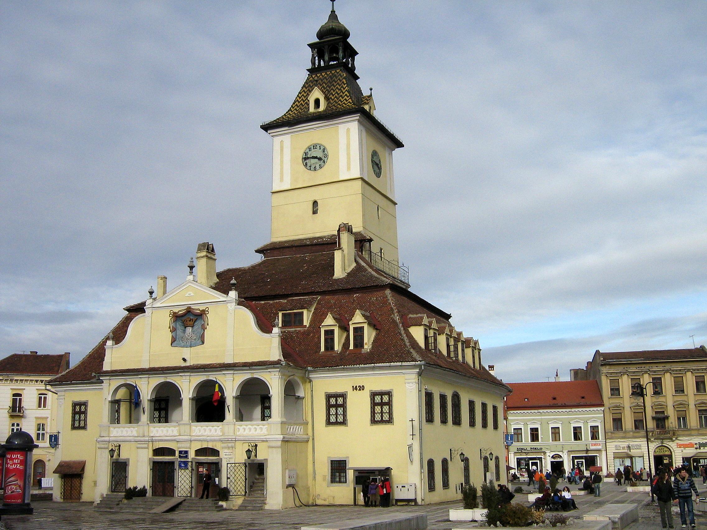 Casa Sfatului, Piata Sfatului Brasov