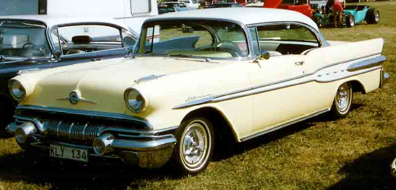 File Pontiac Star Chief 1957 Jpg Wikimedia Commons