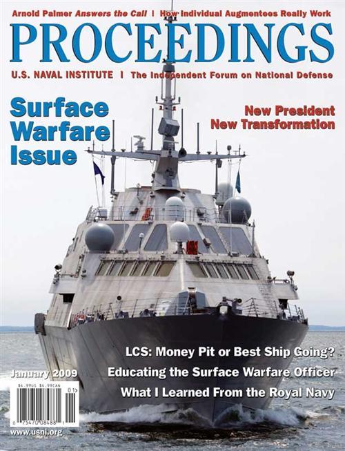 proceedings  magazine