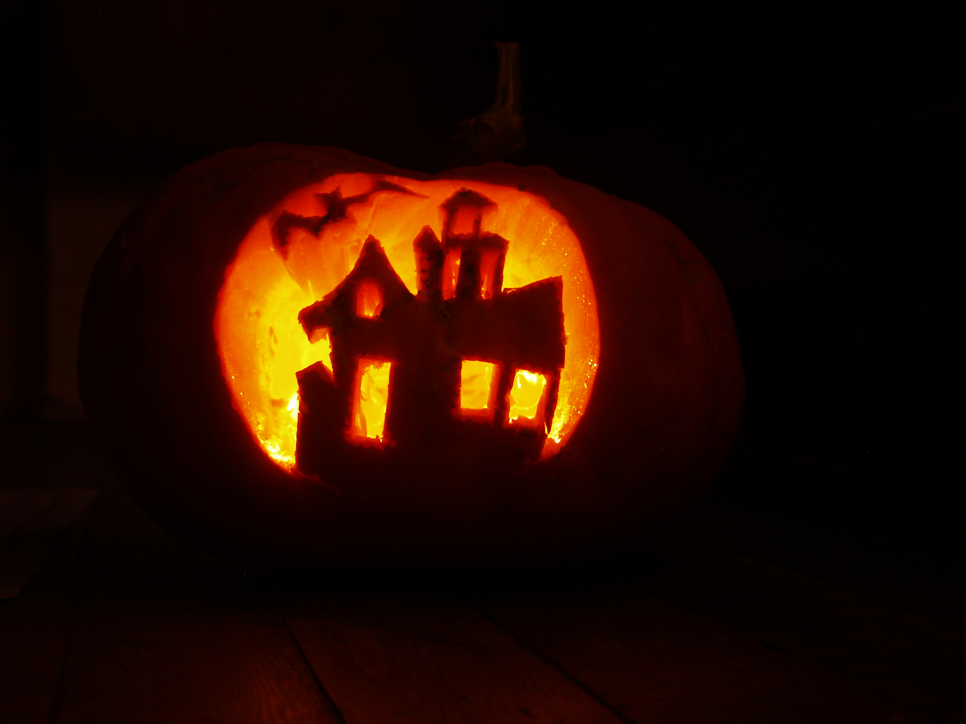 File:Pumpkin Craft For Halloween.JPG