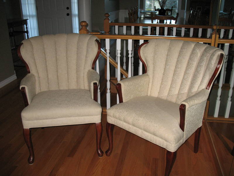 Greatest File:Queen Anne wingback chairs.jpeg - Wikimedia Commons WS49