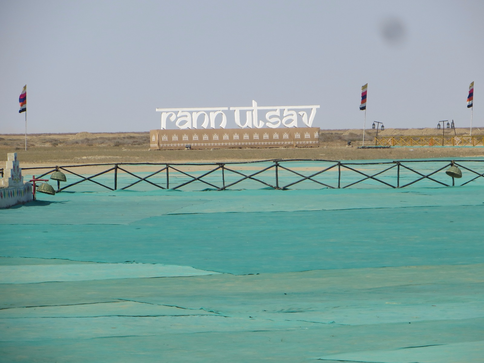Venue of Rann Utsav