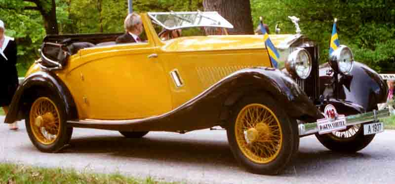 Vintage Rolls Royce Wedding Car Hire