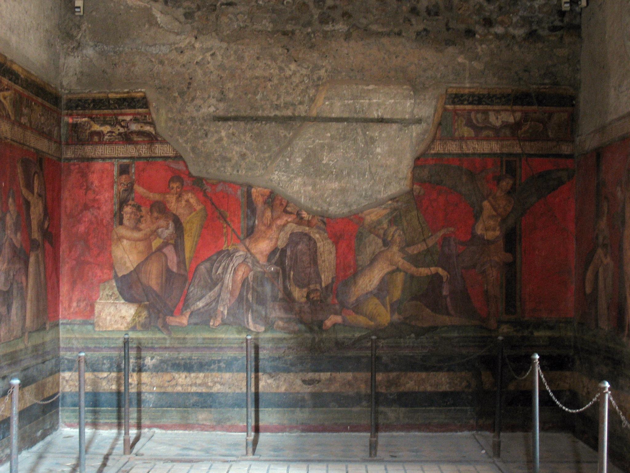 Villas Near Pompeii