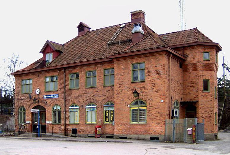 Södertälje hamn - Wikimedia Commons