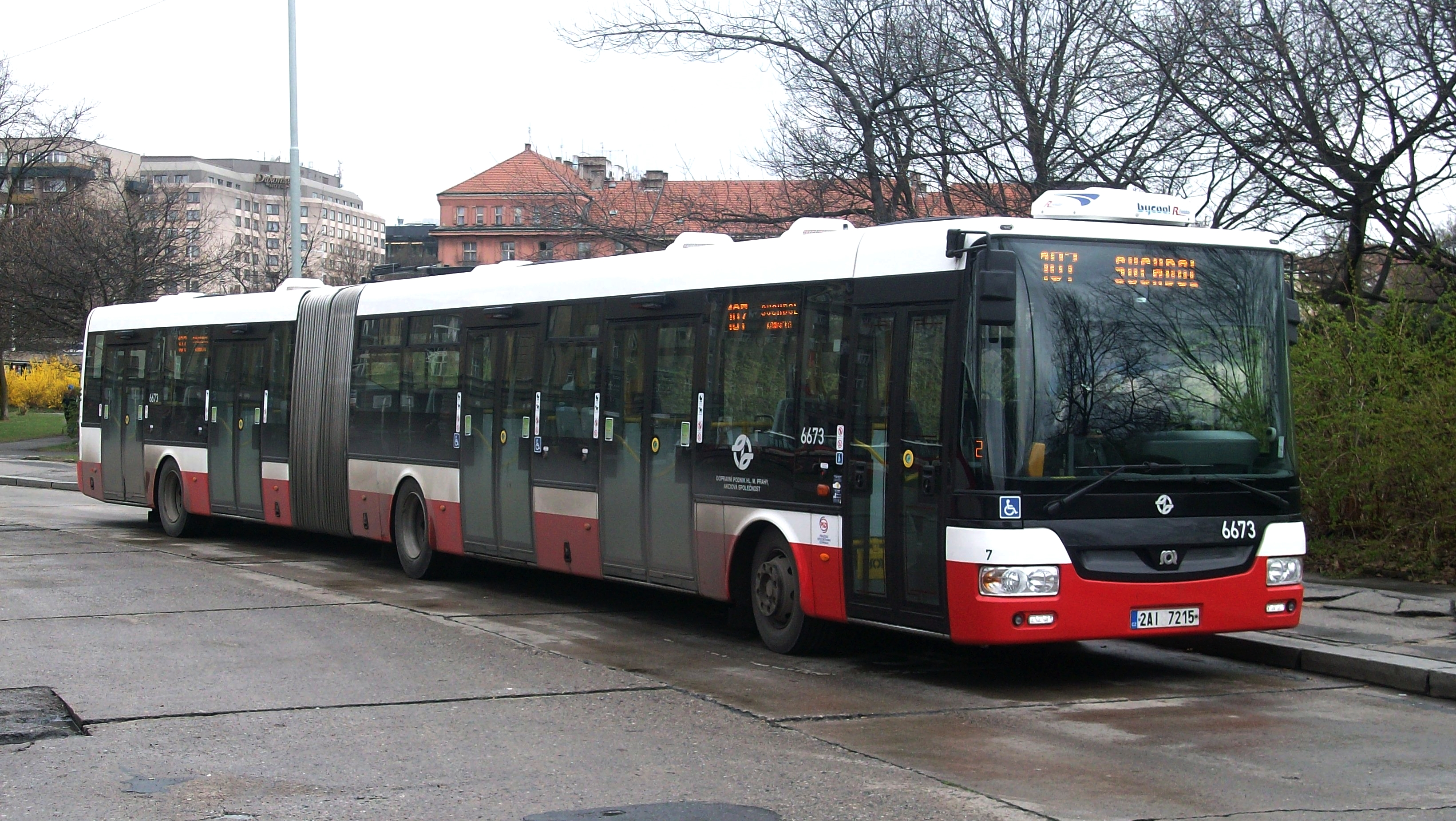 Praha 5 nenechá občany bez kvalitní hromadné dopravy