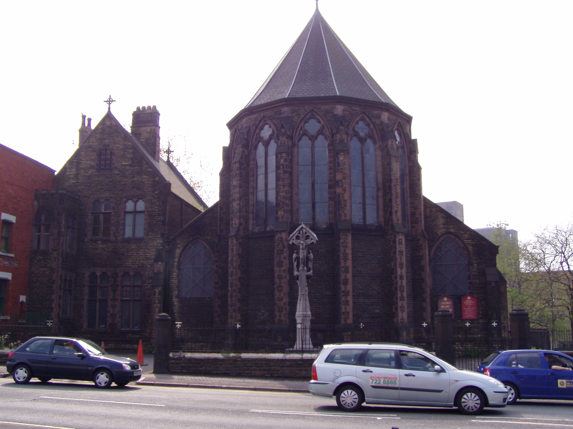 Sacred Heart Roman Catholic Church Island Park