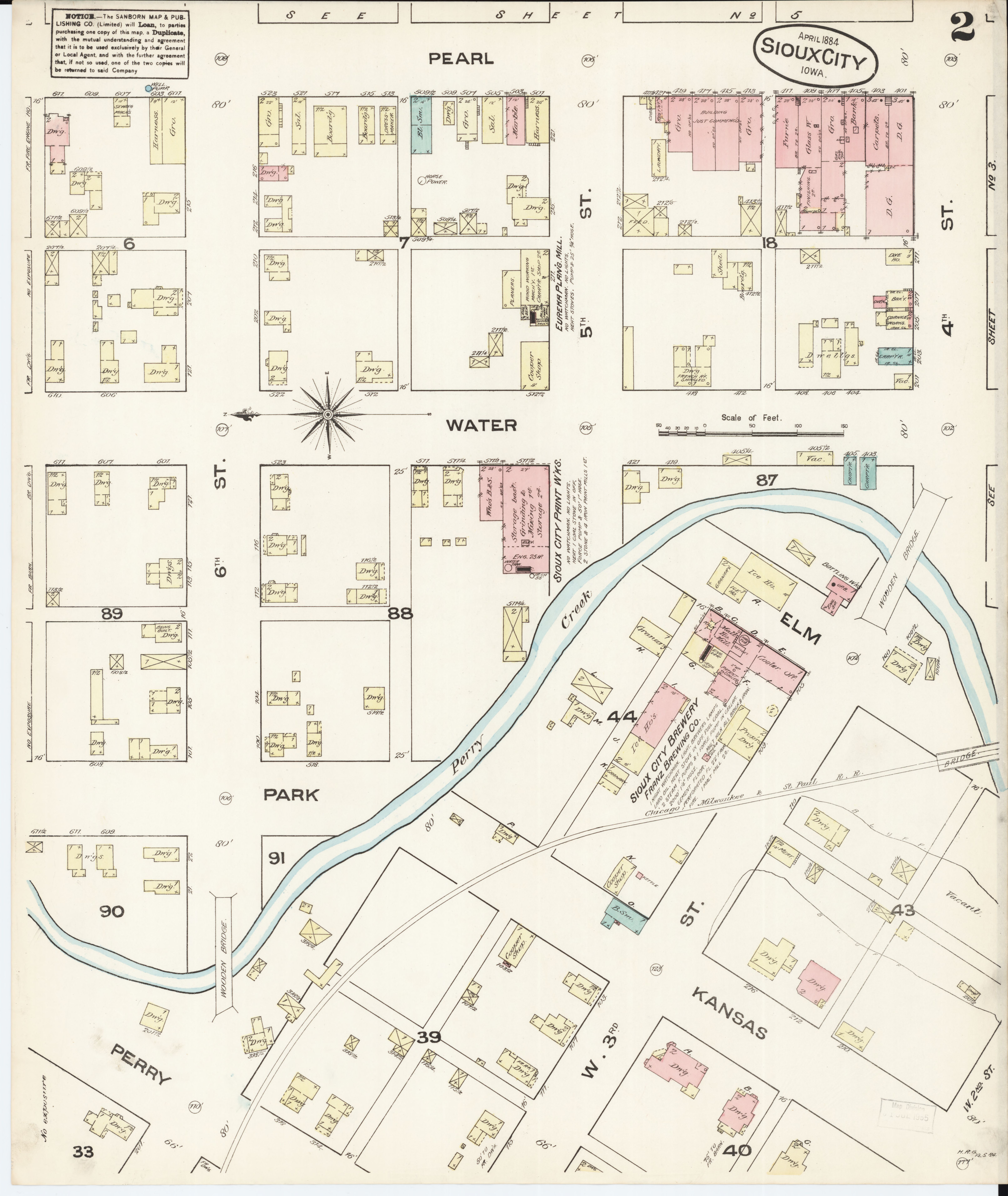 File:Sanborn Fire Insurance Map from Sioux City, Woodbury