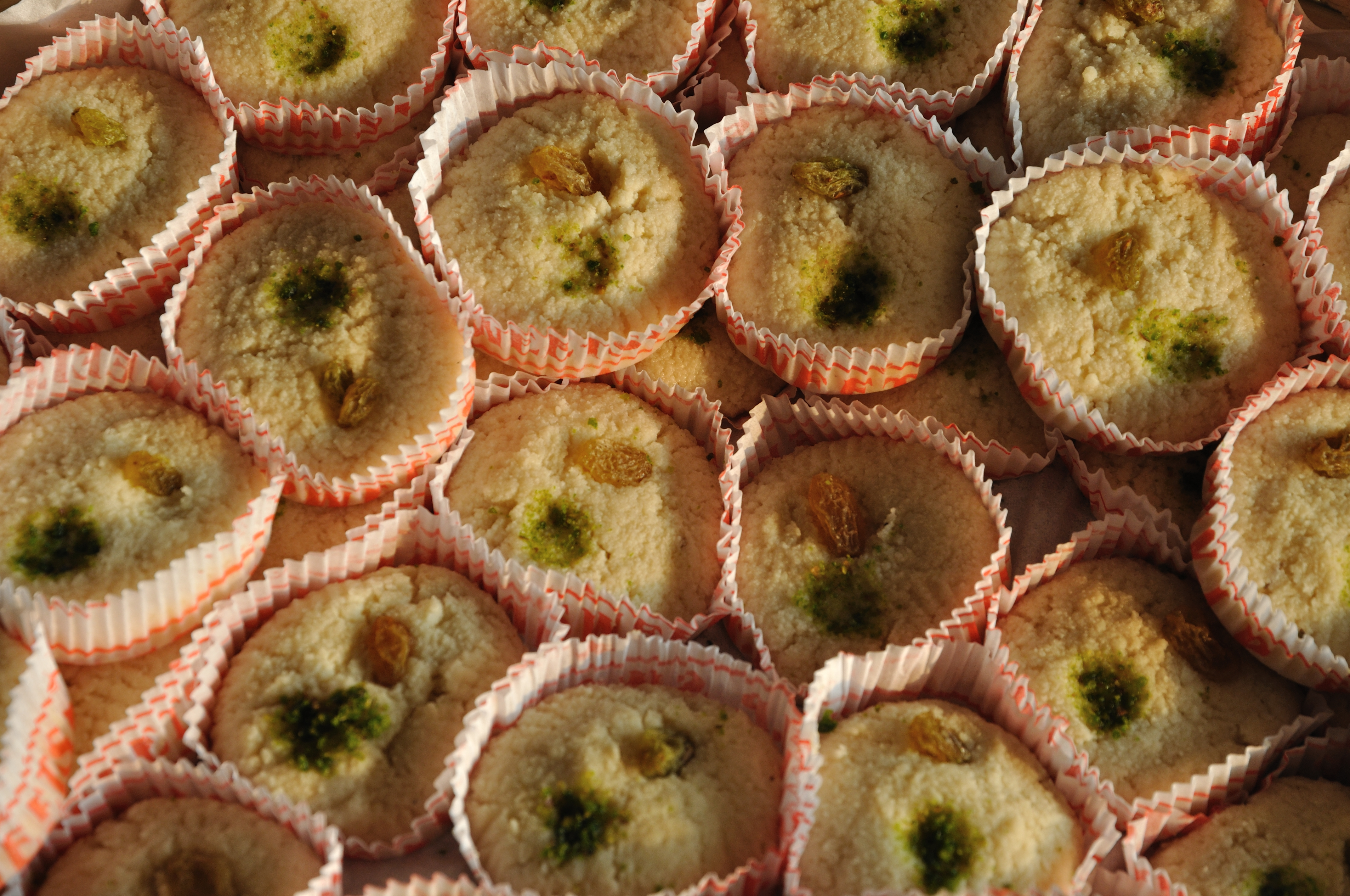Sandesh, a typical Bengali sweet