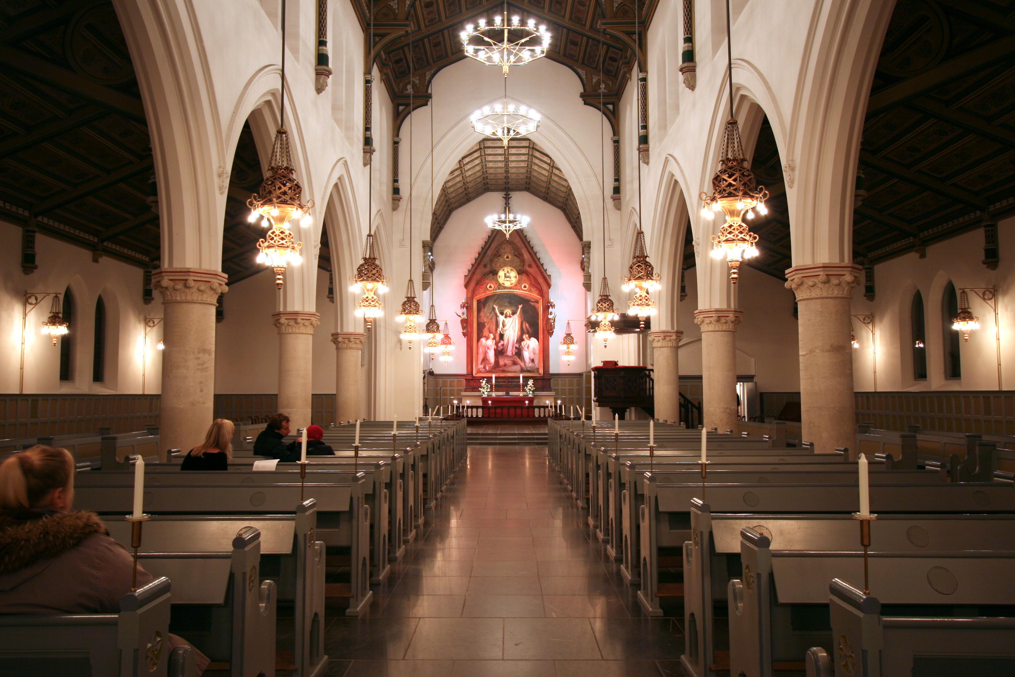 sankt jakobs kirke